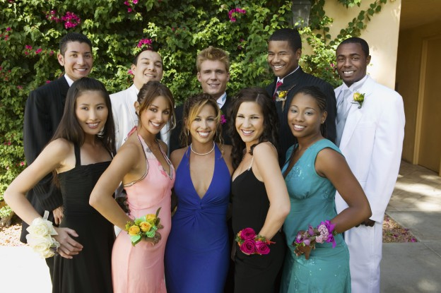 Prom Class of 2015