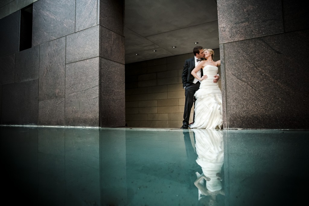 Houston Wedding - Hotel Zaza