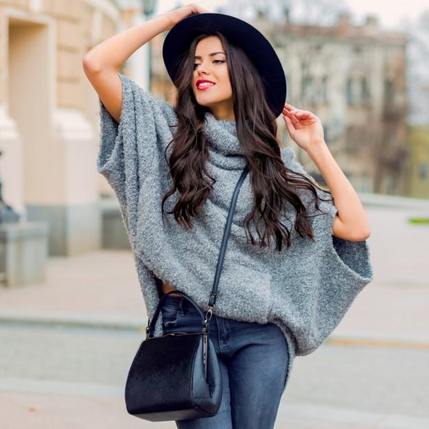 Woman street fashion