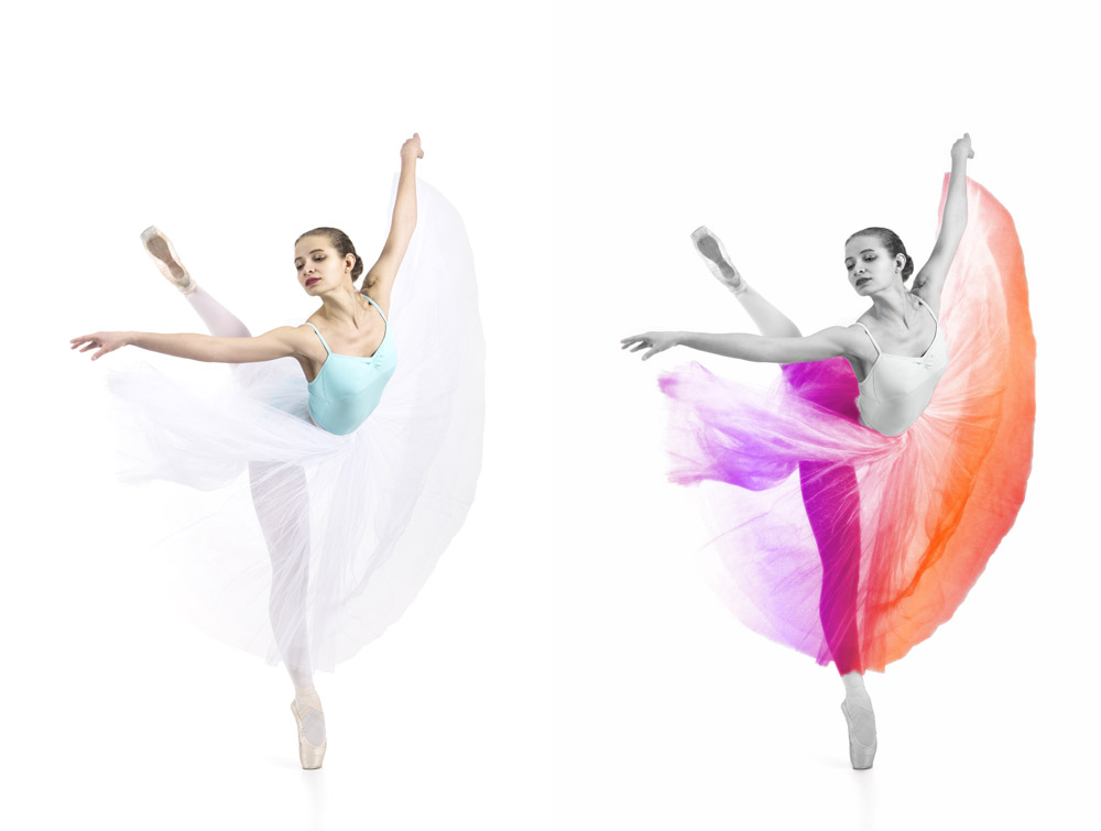 ballet before and after